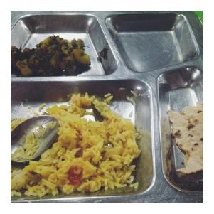 Riz / curry, basique printemps 2016