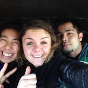 Premier voyage en tuktuk sereines