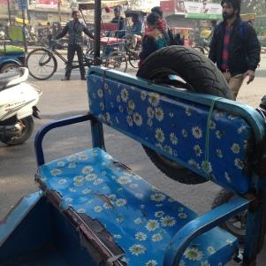 Flower Tuktuk