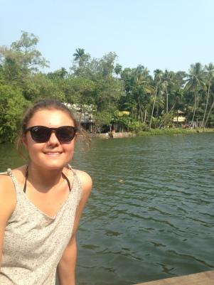 Pochaontas once / Backwaters / Kerala