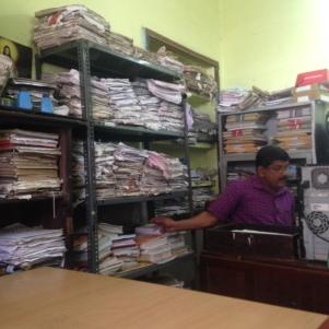 Désordre organisé - Police de Kochi
