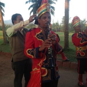 Mariage indien / Patnem / Goa Sud