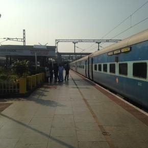 Kerala Express / Ernakulam, fin de notre road trip et retour àDelhi…