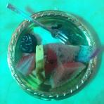 Salade de fruits frais locaux