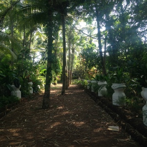 Jardin du Palais - Palacio Do Deao - Quepem