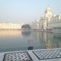 Entrée du temple - Amritsar