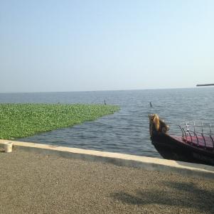 Prêts à embarquer / Backwaters / Kerala