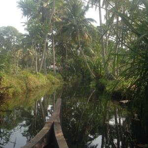 Pirogue / Backwaters / Kerala