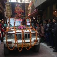 Flower car - Amritsar