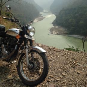 On reprend les bikes, retour vers leRajahstan