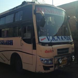Bus de la sécurité arrivé à bon port