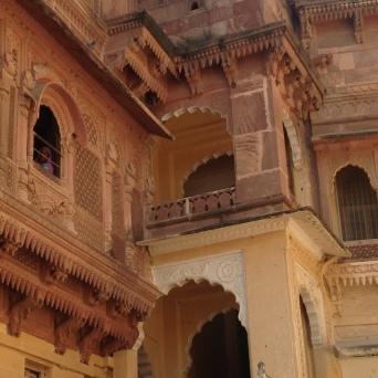 Détails du fort - Jodhpur