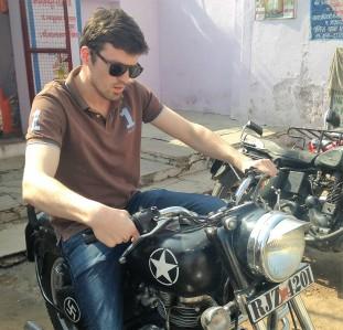 Premières prises en main - Pushkar