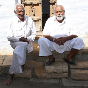 Jaisalmer, «ville dorée»