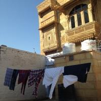Dans les rues de Jaisalmer
