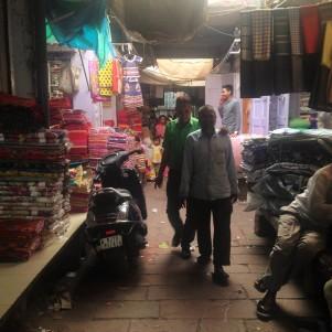 Bazar près de Clock Tower - Jodhpur