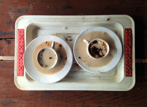 Pause café - Vers Jodhpur