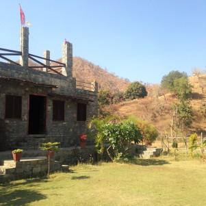 Pause nature - Vers Udaipur