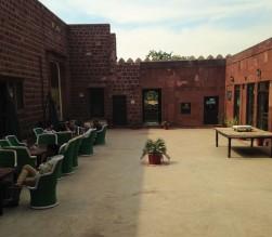 Petit resort du midi - Vers Jodhpur