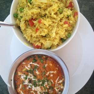 Régal au Tiger Restaurant - Udaïpur