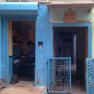 Jolies couleurs dans les rues de Bikaner