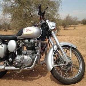 Royal BIke - Route Jaisalmer Jodhpur