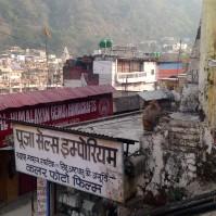 Arrivée à Rishikesh