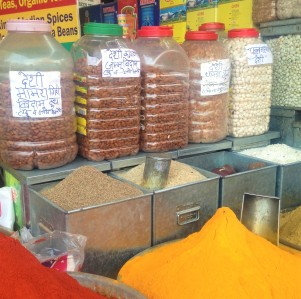 Marchand d'épices près de Clock Tower - Jodhpur