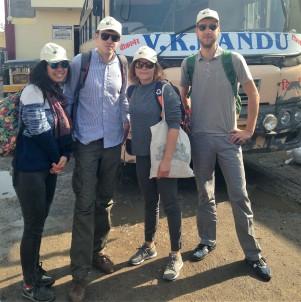 Les touristes à casquettes prêts à conquérir le Rajasthan