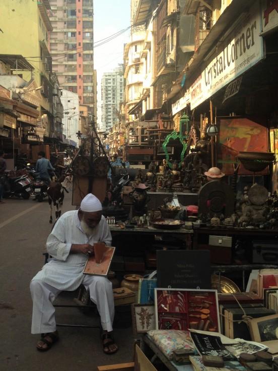 Art de rue - Bombay