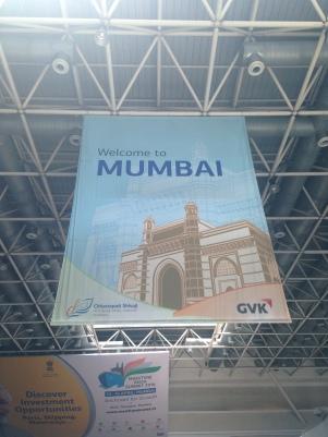 Bienvenue à Bombay