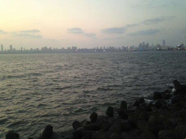 Bord de mer - Bombay