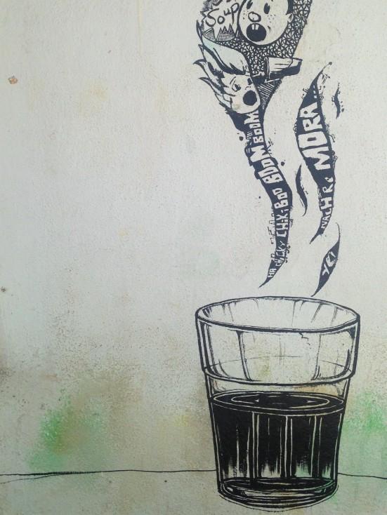 Chai - Ecole d'art - Bombay (2)