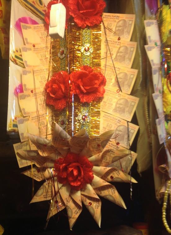 Offrande pour le temple - Bombay