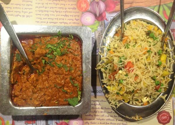 Plat Shalirma Restaurant - Bombay