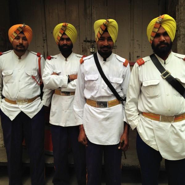Musiciens Punjabis - Amritsar